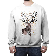 Autumn Feelings - Crew Neck Sweatshirt - Crew Neck Sweatshirt - RIPT Apparel