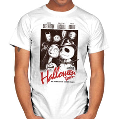 Halloweenblanca - Mens - T-Shirts - RIPT Apparel