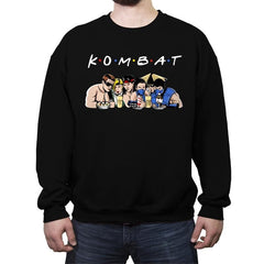 Kombat - Crew Neck Sweatshirt - Crew Neck Sweatshirt - RIPT Apparel