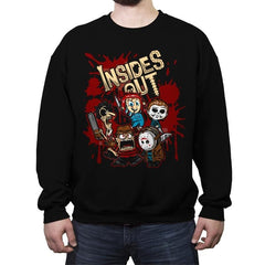 Deadly Feelings - Best Seller - Crew Neck Sweatshirt - Crew Neck Sweatshirt - RIPT Apparel