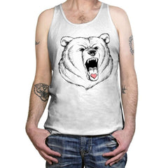 Universal Language Bear Love - Tanktop - Tanktop - RIPT Apparel