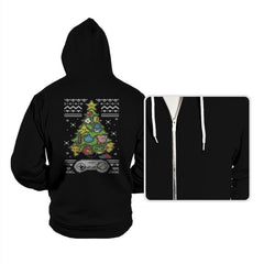 A Classic Gamers Christmas - Hoodies - Hoodies - RIPT Apparel