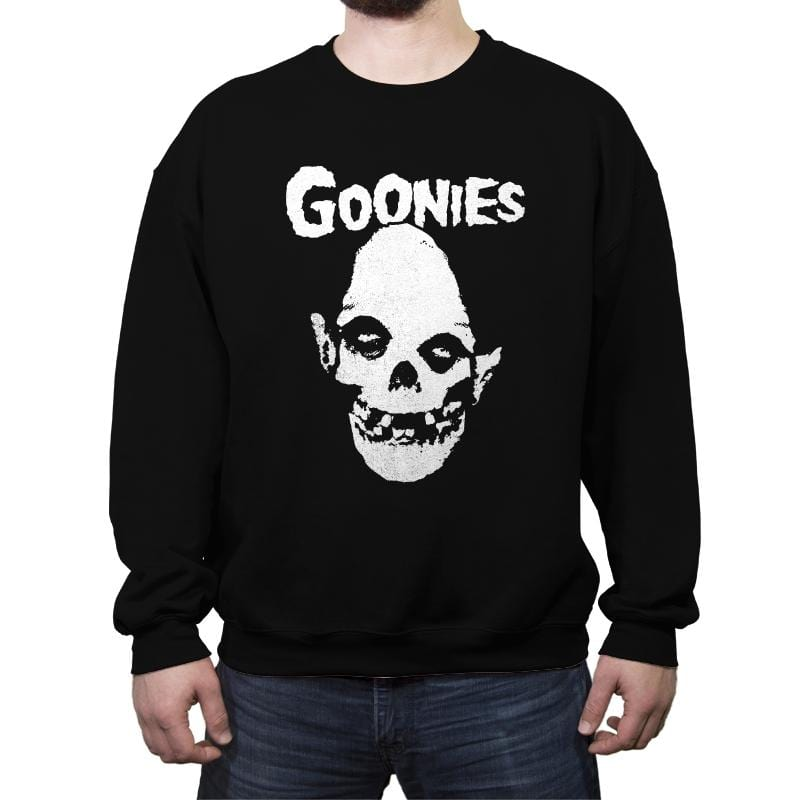 Goon Docks A.D. - Crew Neck Sweatshirt - Crew Neck Sweatshirt - RIPT Apparel