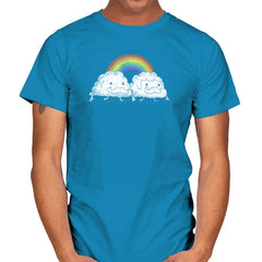 Gay Clouds - Pride - Mens - T-Shirts - RIPT Apparel