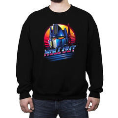 Roll Out - Crew Neck Sweatshirt - Crew Neck Sweatshirt - RIPT Apparel