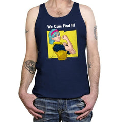 We Can Find It! - Kamehameha Tees - Tanktop - Tanktop - RIPT Apparel