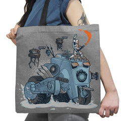 Force Road Exclusive - Tote Bag - Tote Bag - RIPT Apparel