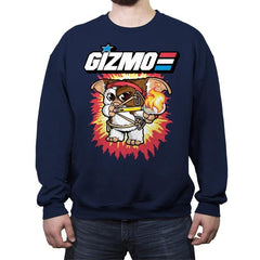 G.I.Zmo - Anytime - Crew Neck Sweatshirt - Crew Neck Sweatshirt - RIPT Apparel