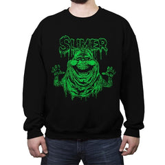 Misfit Ghost - Crew Neck Sweatshirt - Crew Neck Sweatshirt - RIPT Apparel