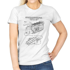 Spectre Trap Patent - Womens - T-Shirts - RIPT Apparel
