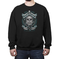 Deathly Dark Beer - Crew Neck Sweatshirt - Crew Neck Sweatshirt - RIPT Apparel