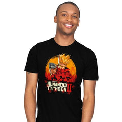 Red Humanoid Typhoon II - Mens - T-Shirts - RIPT Apparel