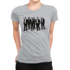 Comic Bad Dogs Exclusive - Best Seller - Womens Premium - T-Shirts - RIPT Apparel