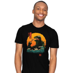 King of Sushi - Mens - T-Shirts - RIPT Apparel