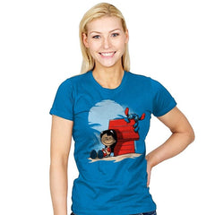 Friends of Aloha - Womens - T-Shirts - RIPT Apparel