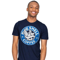 Coffee Seeker - Mens - T-Shirts - RIPT Apparel