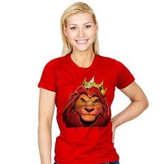Notorious Mu-Fa-Sa - Womens - T-Shirts - RIPT Apparel
