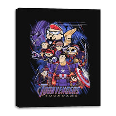 Toongame - Anytime - Canvas Wraps - Canvas Wraps - RIPT Apparel