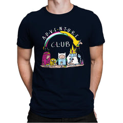Adventure Club - Mens Premium - T-Shirts - RIPT Apparel