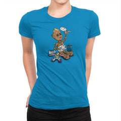 Galaxy Toys Exclusive - Womens Premium - T-Shirts - RIPT Apparel