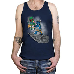The Hunter King - Tanktop - Tanktop - RIPT Apparel