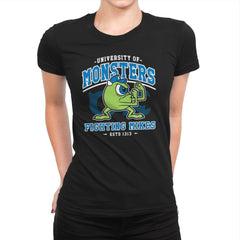 Fighting Mikes - Womens Premium - T-Shirts - RIPT Apparel