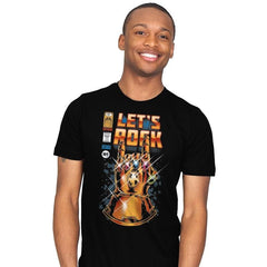 Let's Rock - Mens - T-Shirts - RIPT Apparel