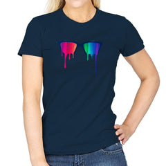 Love Wins - Pride - Womens - T-Shirts - RIPT Apparel