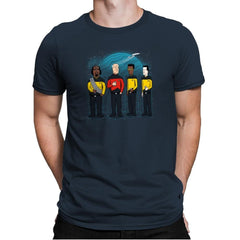 King of the Enterprise Exclusive - Mens Premium - T-Shirts - RIPT Apparel