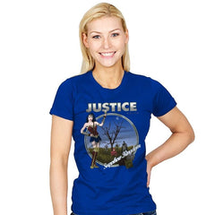 Superhero Kingdom - Womens - T-Shirts - RIPT Apparel
