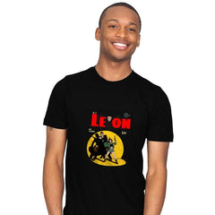 Leon nº9 - Mens - T-Shirts - RIPT Apparel
