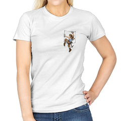 Pocket Raider Exclusive - Womens - T-Shirts - RIPT Apparel