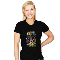 Infinity Donut - Womens - T-Shirts - RIPT Apparel