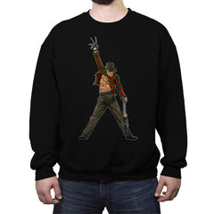 A Nightmare at the Opera - Crew Neck Sweatshirt - Crew Neck Sweatshirt - RIPT Apparel