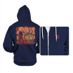 Starry Titan - Hoodies - Hoodies - RIPT Apparel
