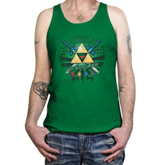 Hyrule Adventurer Exclusive - Tanktop - Tanktop - RIPT Apparel