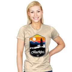 Strange Visit - Womens - T-Shirts - RIPT Apparel