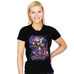 Toongame - Womens - T-Shirts - RIPT Apparel