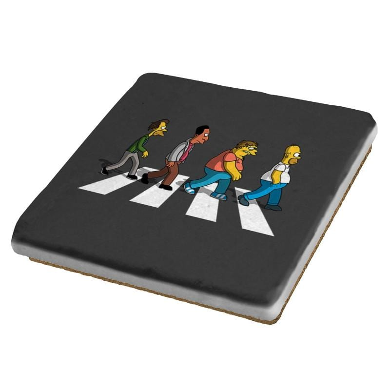 The Moes on Abbey Road - Coasters - Coasters - RIPT Apparel