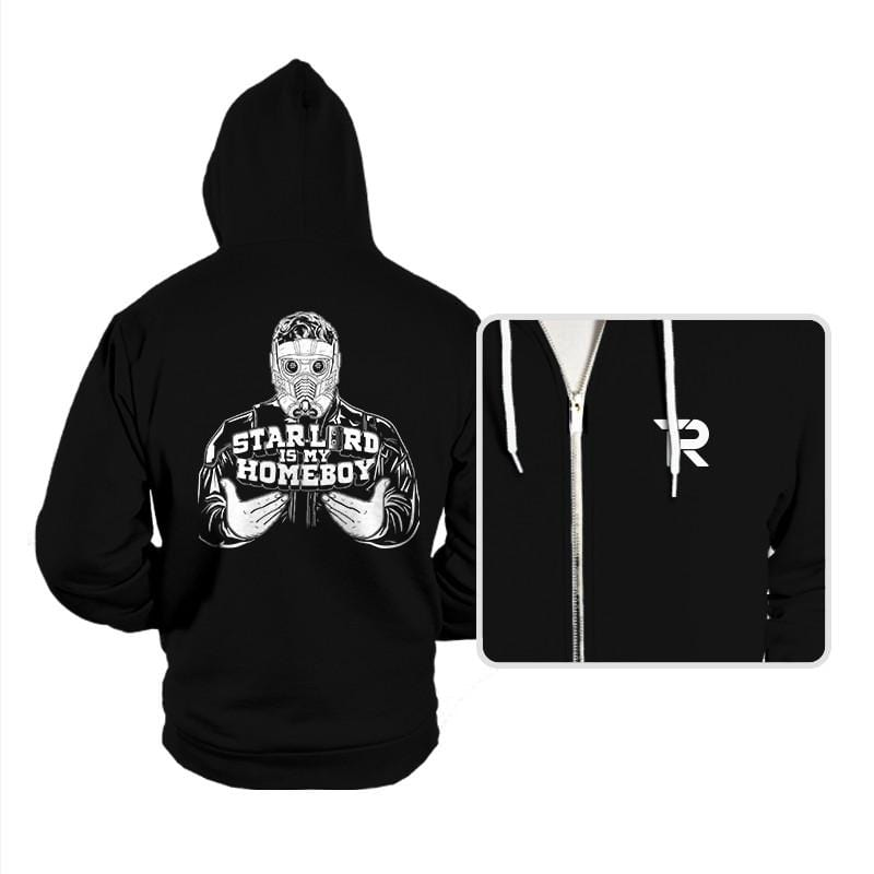 Home-Lord Is My Starboy - Hoodies - Hoodies - RIPT Apparel