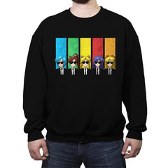Reservoir Girls - Crew Neck Sweatshirt - Crew Neck Sweatshirt - RIPT Apparel