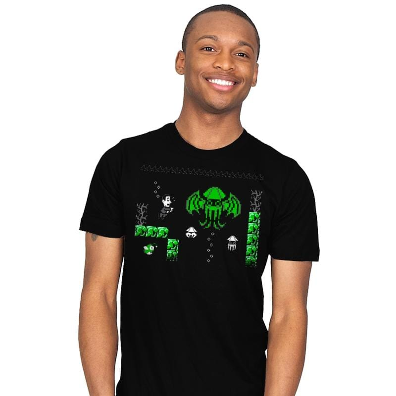 The Call of Bloopthulhu - Mens - T-Shirts - RIPT Apparel