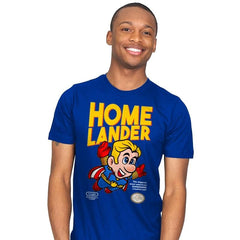Superlander - Mens - T-Shirts - RIPT Apparel