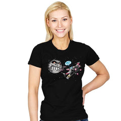 Termina Trench Run - Womens - T-Shirts - RIPT Apparel