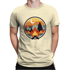 Great Outdoors - Mens Premium - T-Shirts - RIPT Apparel
