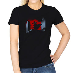 The Terror That Flaps In The Night Exclusive - 90s Kid - Womens - T-Shirts - RIPT Apparel