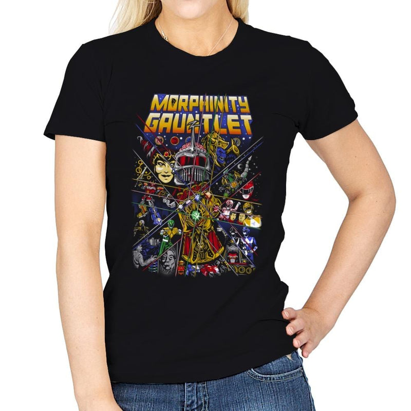 Morphinity Gauntlet - Best Seller - Womens - T-Shirts - RIPT Apparel