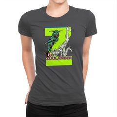 Zuulander Exclusive - Womens Premium - T-Shirts - RIPT Apparel