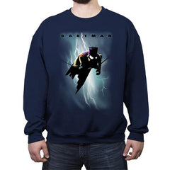 The Bart Knight - Crew Neck Sweatshirt - Crew Neck Sweatshirt - RIPT Apparel