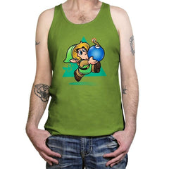 Super Link Bros Exclusive - Tanktop - Tanktop - RIPT Apparel